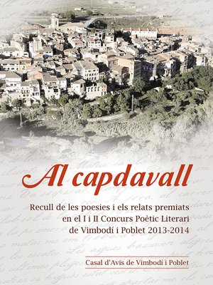 cover image of Al capdavall