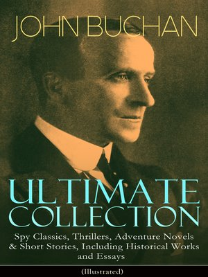 cover image of JOHN BUCHAN Ultimate Collection
