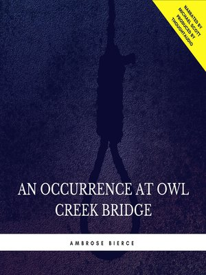 cover image of An Occurrence at Owl Creek Bridge