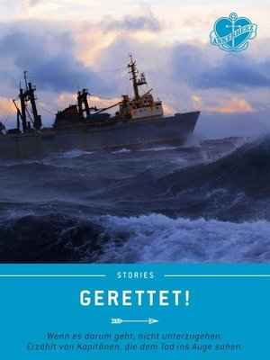 cover image of Gerettet!