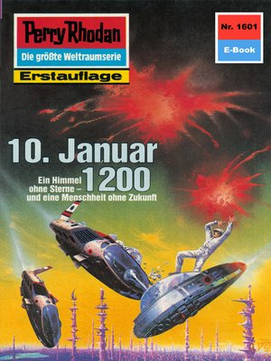 cover image of Perry Rhodan 1601