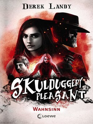 cover image of Skulduggery Pleasant--Wahnsinn