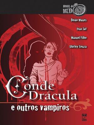 cover image of Conde Drácula e outros vampiros
