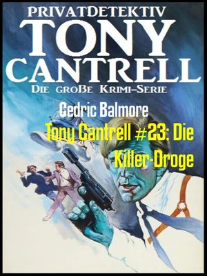 cover image of Tony Cantrell #23