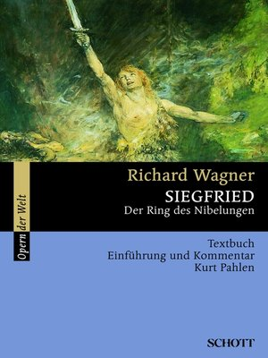 cover image of Siegfried