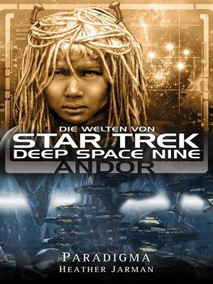 cover image of Star Trek--Die Welten von Deep Space Nine 02