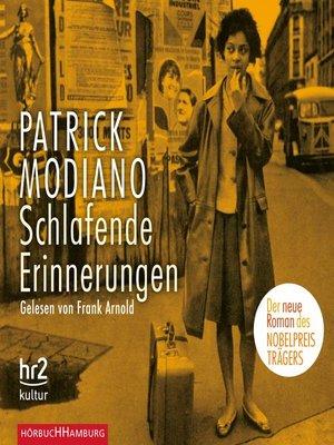 cover image of Schlafende Erinnerungen