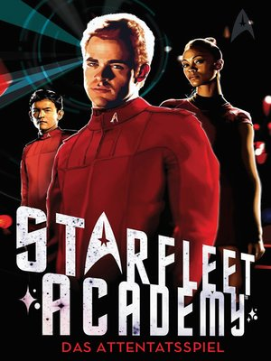 cover image of Star Trek--Starfleet Academy 4