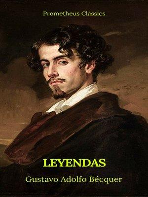 cover image of Leyendas (Prometheus Classics)