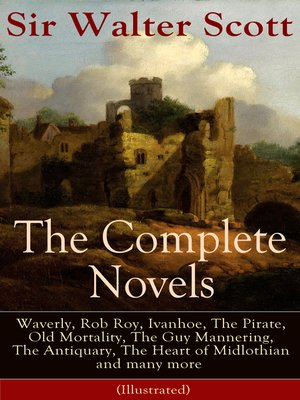 cover image of The Complete Novels of Sir Walter Scott