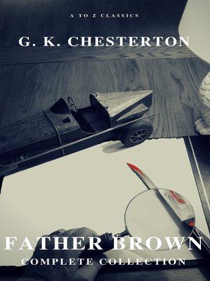 cover image of Father Brown (Complete Collection)