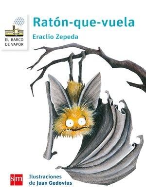cover image of Ratón-que-vuela