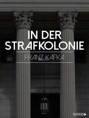 cover image of In der Strafkolonie