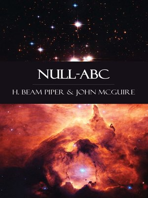cover image of Null--A B C