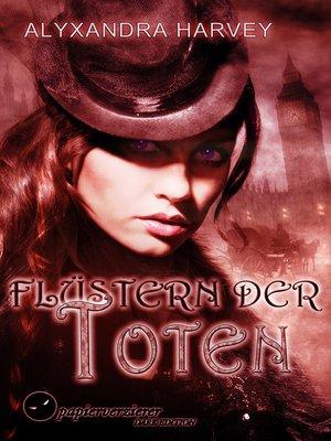 cover image of Flüstern der Toten