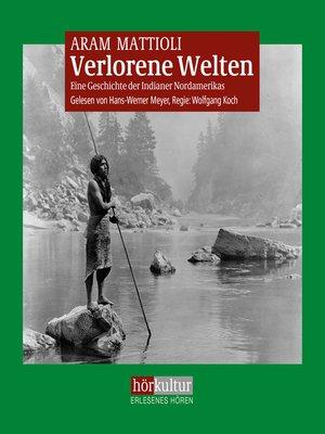 cover image of Verlorene Welten