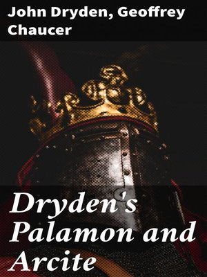 cover image of Dryden's Palamon and Arcite