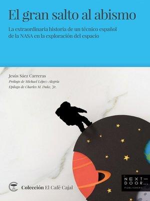 cover image of El gran salto al abismo