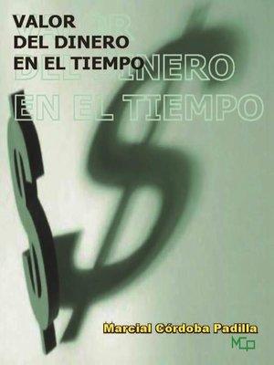 cover image of Valor del dinero en el tiempo