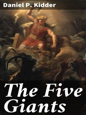 cover image of The Five Giants