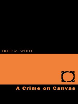 cover image of A Crime on Canvas