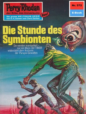 cover image of Perry Rhodan 572
