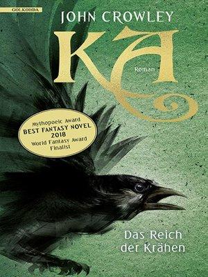 cover image of KA – Das Reich der Krähen