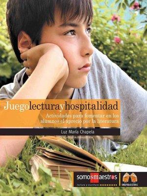 cover image of Juego lectura y hospitalidad