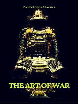 cover image of The Art of War by Sun Tzu (Best Navigation, Active TOC) (Prometheus Classics)