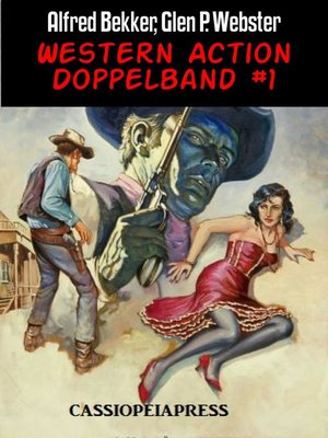 cover image of Western Action Doppelband #1
