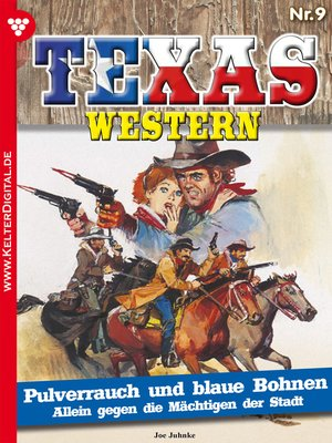 cover image of Texas Western 9--Western