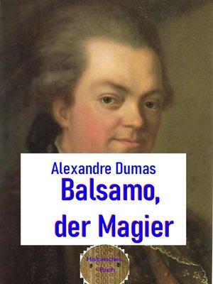 cover image of Balsamo der Magier