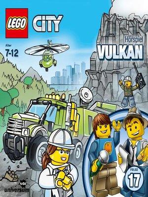 cover image of Folge 17--Vulkan--Am feuerspeienden Berg