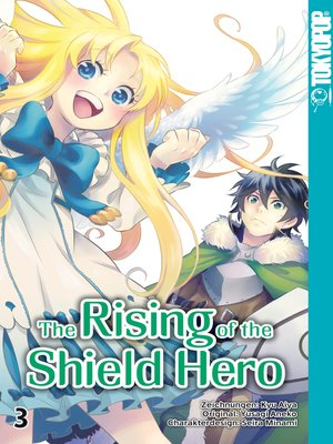 cover image of The Rising of the Shield Hero--Band 03
