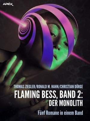 cover image of FLAMING BESS, Band 2