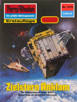 cover image of Perry Rhodan 1379