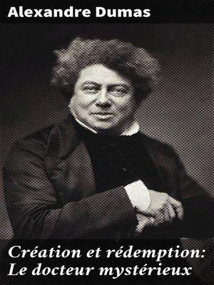 cover image of Création et rédemption