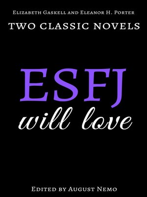 cover image of Two classic novels ESFJ will love