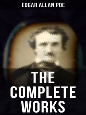 cover image of The Complete Works of Edgar Allan Poe