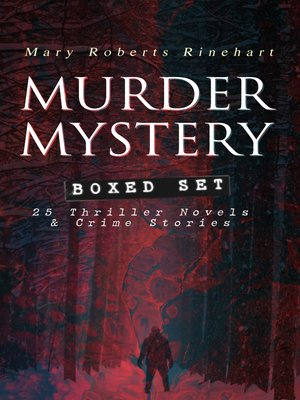 cover image of MURDER MYSTERY Boxed Set
