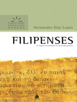 cover image of Filipenses