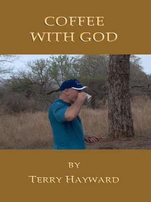 cover image of Coffee with God