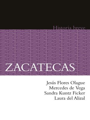 cover image of Zacatecas