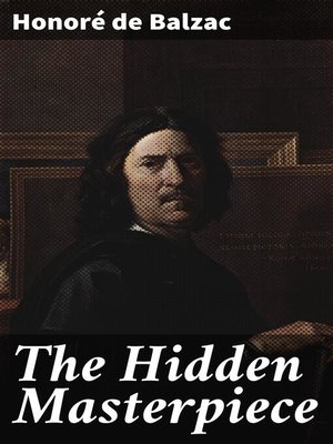 cover image of The Hidden Masterpiece