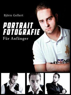 cover image of Portrait Fotografie--Für Anfänger