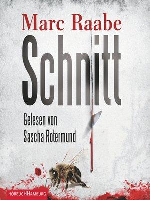 cover image of Schnitt