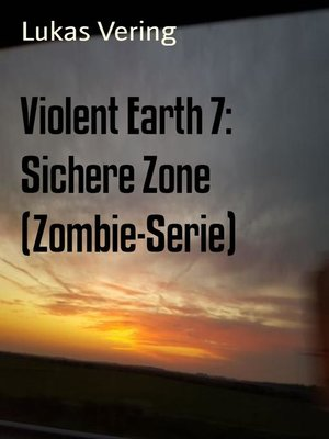 cover image of Violent Earth 7