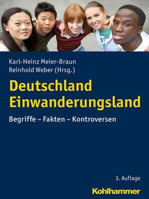 cover image of Deutschland Einwanderungsland