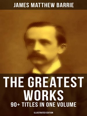 cover image of The Greatest Works of J. M. Barrie