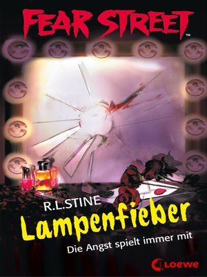 cover image of Fear Street 43--Lampenfieber